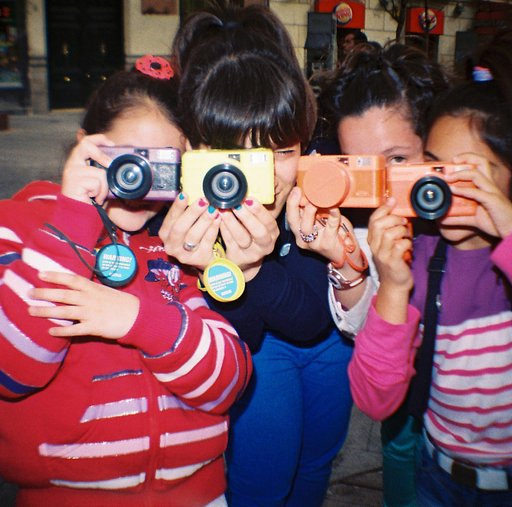 Share the Analogue Magic: Holiday Work-and-Play with Children