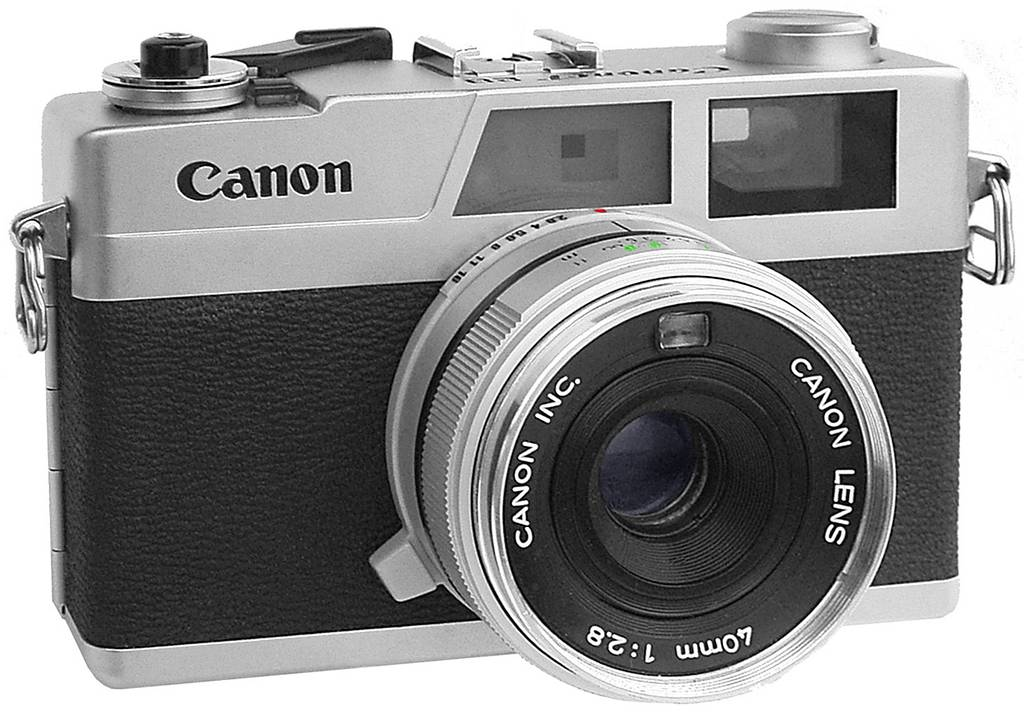 Reviewing the Canon Canonet 28