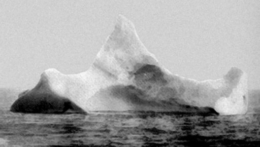 Behind the Picture: The Iceberg That Sunk the 'Unsinkable Ship,' 1912