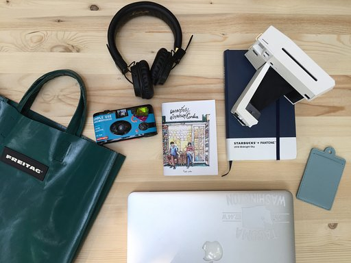 dnimdnim: What's in your bag?