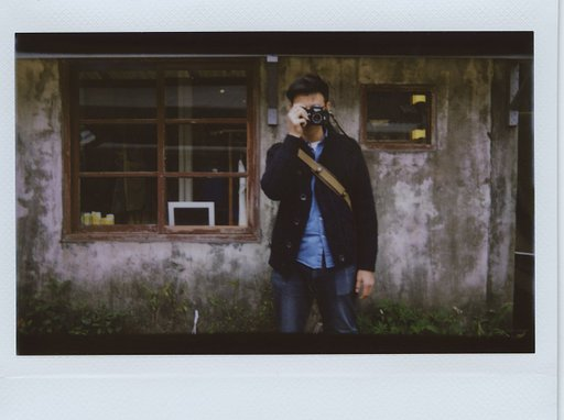 The Adventures of Edwin and his Belair Instant Camera