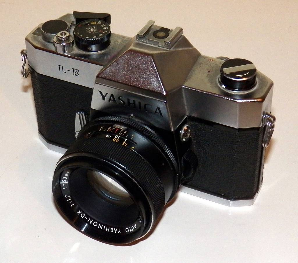 The Yashica TL-E: A Basic Workhorse