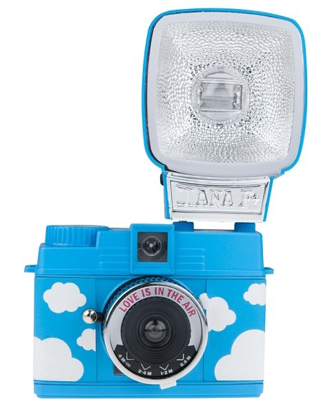 Love is in the Air with the Diana Mini!