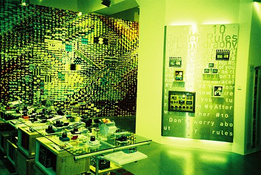 Workshops in  January at the Lomography Gallery Store Berlin