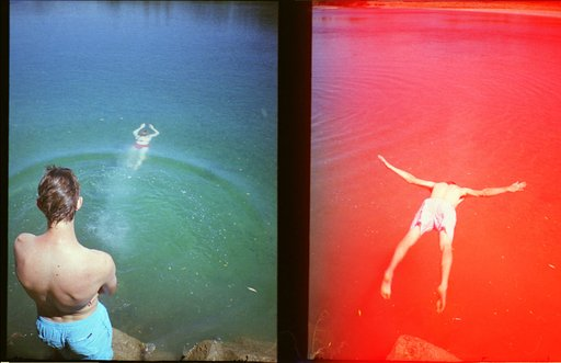 Happy Summertime Shooting In Half-Frames!