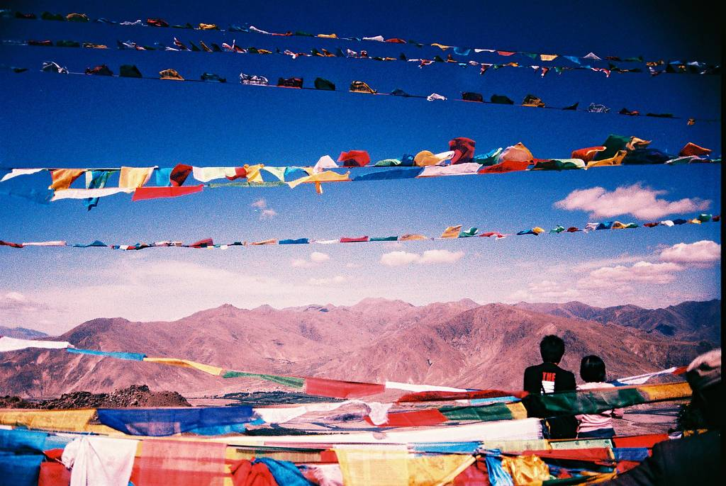 Travel Stories: Tibet 2009 by lawypop