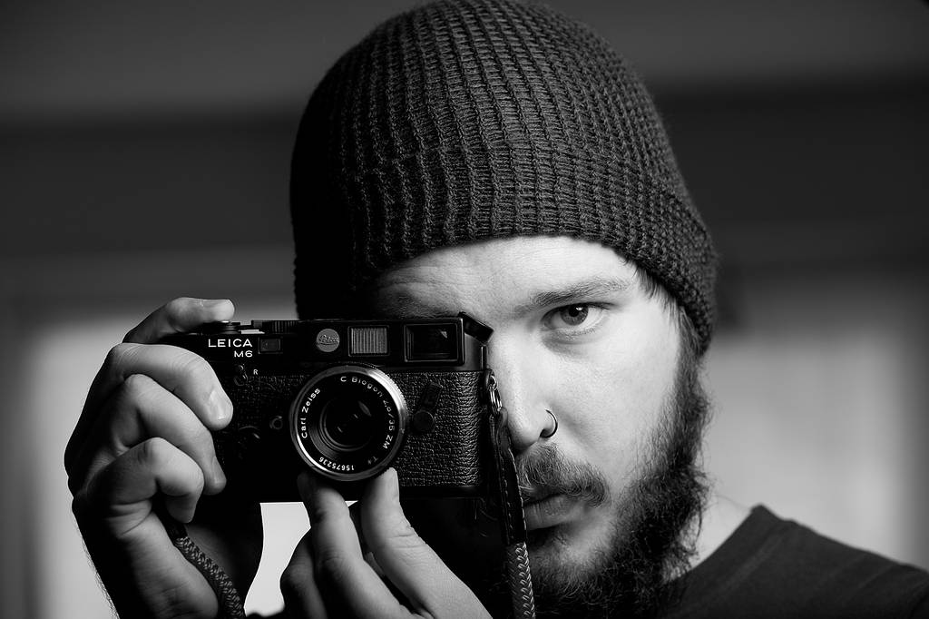 Chilledvondub and his Weapon of Choice: Leica M6