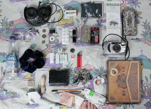 Klara Johanna Michel: What's In Your Bag