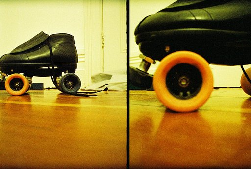 Shooting Half Frames with the Lomo LC-Wide