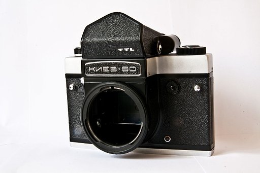 A Review of the Kiev 60: A Medium Format SLR