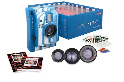 Celebrate Summer with the Lomo'Instant San Sebastián!