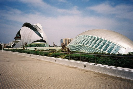 Fresh from the Lab: Modern Architecture in Valencia