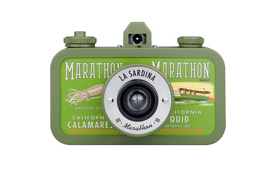 La Sardina v.s. Ultra Wide and Slim 廣角相機大對決