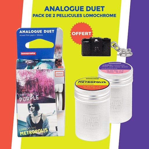 Retour en stock de l'Analogue Duet