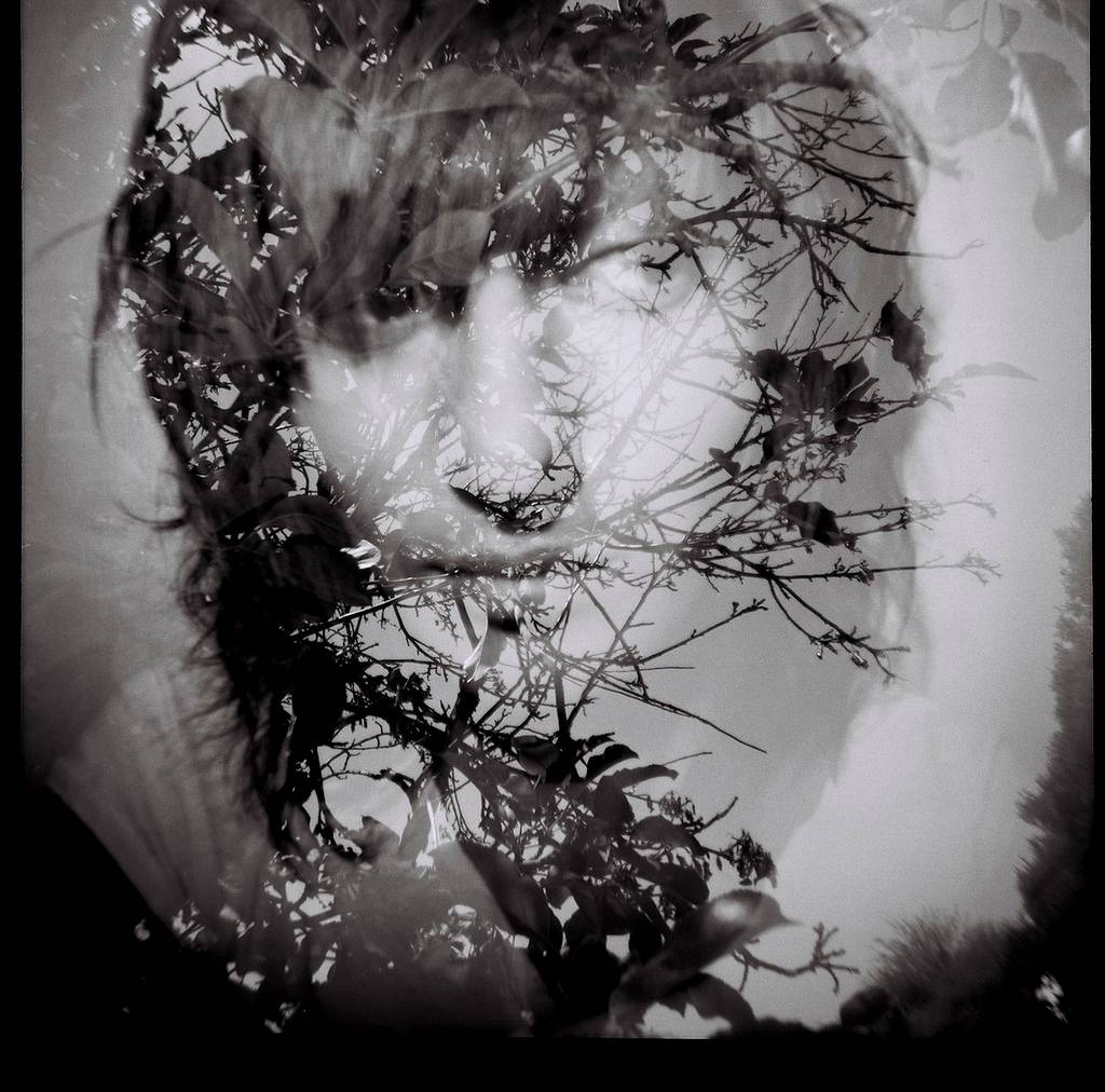 Moody Double and Multiple Exposure Shots Taken with the Diana F+