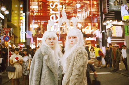 Around the World in Analogue: Shibuya, Tokyo