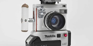 Tom Sachs: Creating with the Lomo'Instant Automat