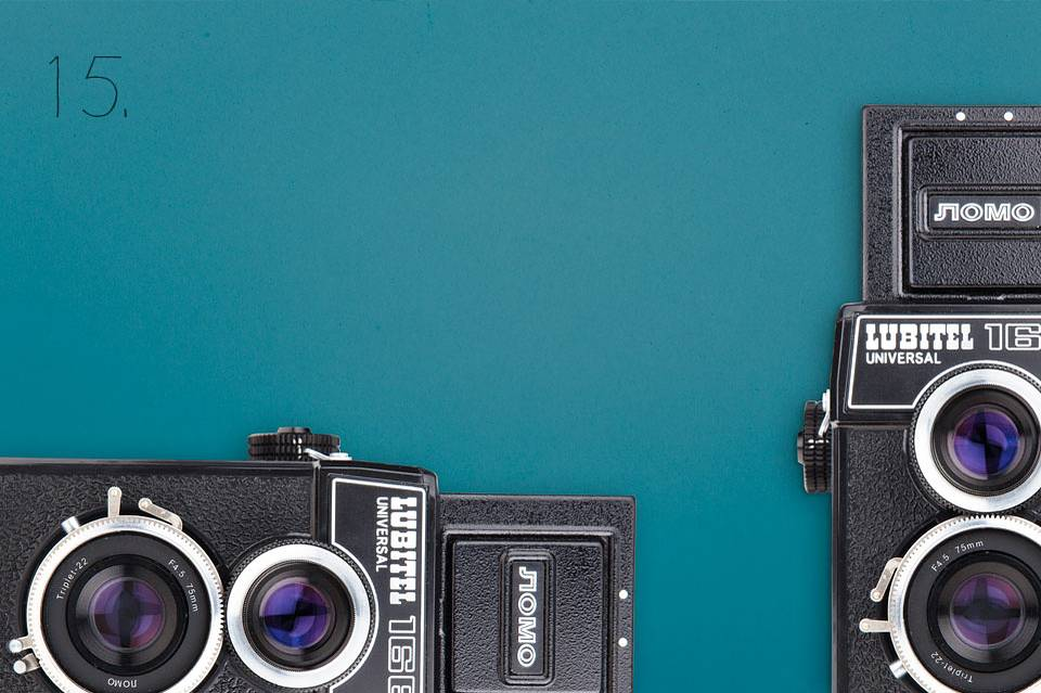 Today Only: 10% Off Lubitel 166+!