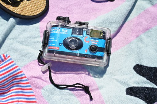 Analogue Aqua, le Simple Use pour vos aventures aquatiques !