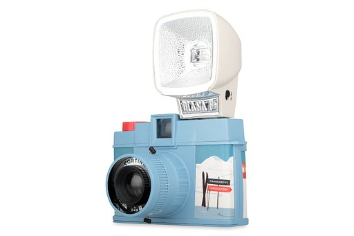 Immortalize Good Times with the Diana F+ Cortina
