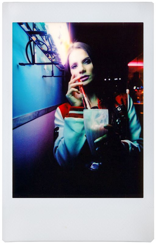 Lomo'Instant Automat Glass Tip: Diner Date