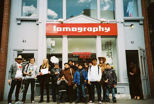 Workshop Highlights: Lomography Caterpillar NYC
