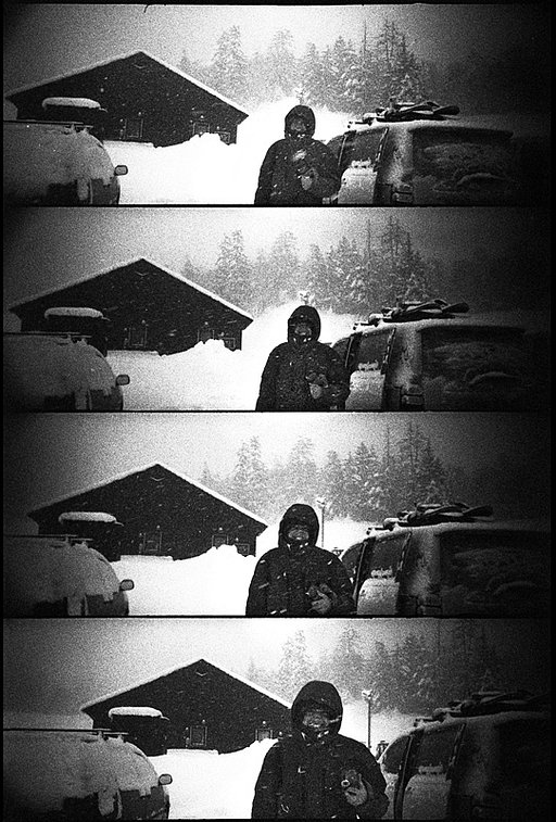 LomoAmigo Jerome Tanon and His Monochromatic SuperSampler Shots