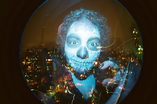 Bizarre, Fun Portraits Shot with the Fisheye No. 2