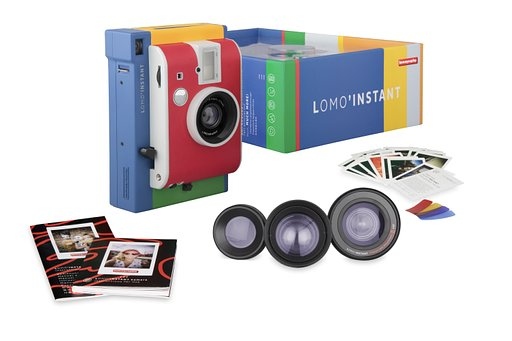 Introducing the New Lomo'Instant Murano
