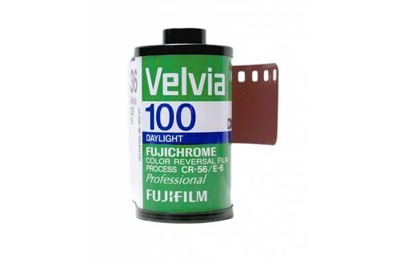 Reviews on Rewind: Fuji Velvia