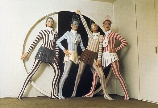 Vintage Glamour: 1960s Space Age Fashion