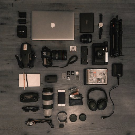 Luke Gram: What's In Your Bag?