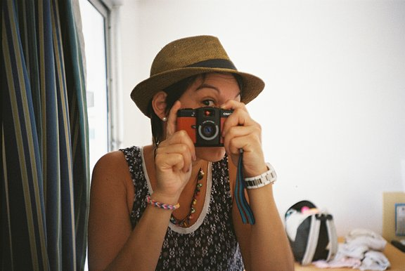 Elisechocho is our LomoHome of the Day!