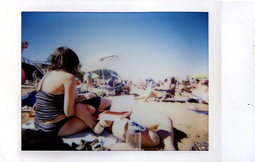 New Perspectives: Christine Lavosky and the Lomo Instant
