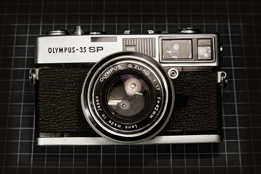 Lomopedia: Olympus 35 SP