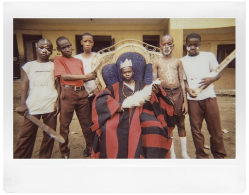 Ted Fox Joyce: Kings of Lagos with the Lomo'Instant Wide