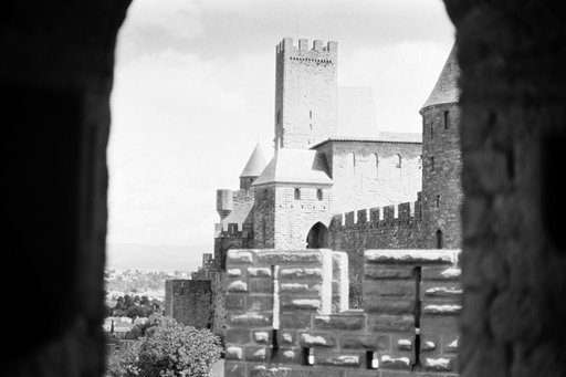 Around the World in Analogue: Carcassonne, France