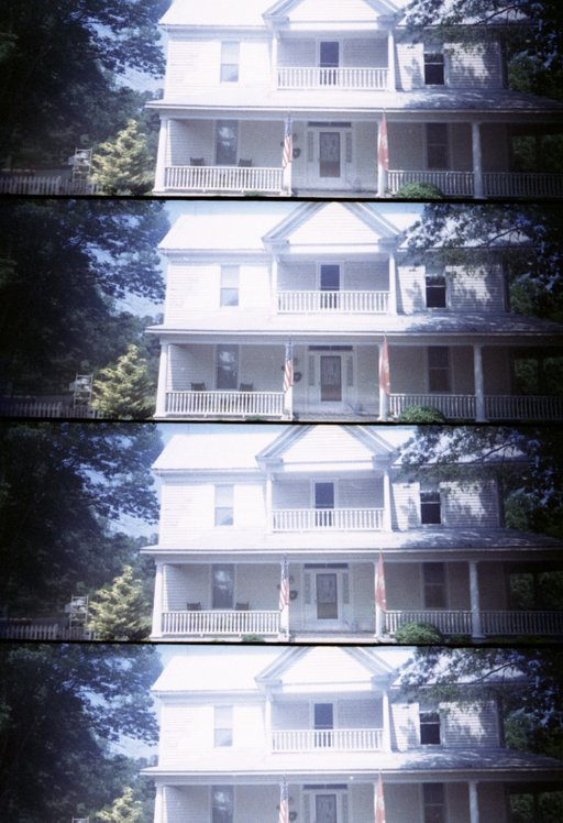 Lomography Supersampler: Pretty Patterns
