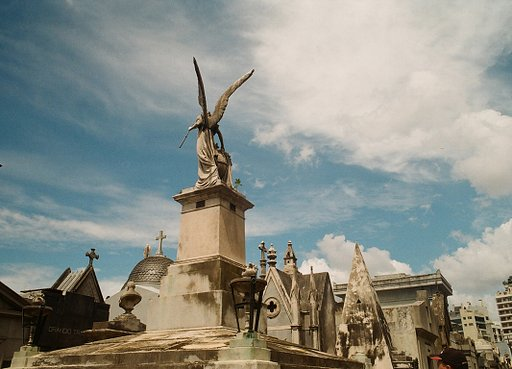 My Favorite Places in Buenos Aires: The Recoleta Cemetery