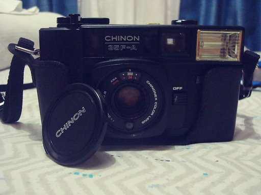 Analogue Adventures with My Chinon 35F-A