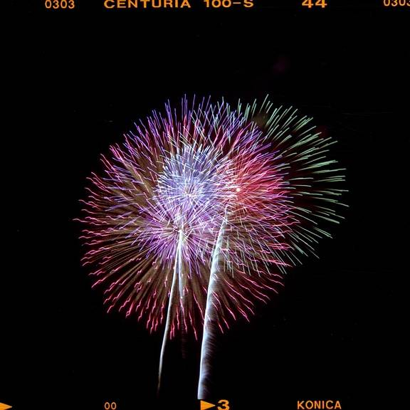 Taking Back Tipsters: Photographing Fireworks