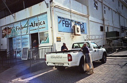 Hout Bay Fish Market, Cape Town