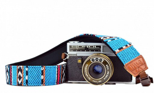 Sangle iMo Indian Blanket Camera Strap