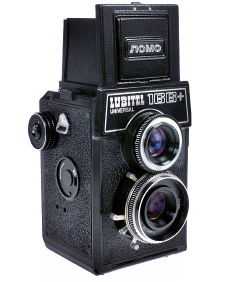 The NEW Lomo Lubitel 166+ Has Arrived!