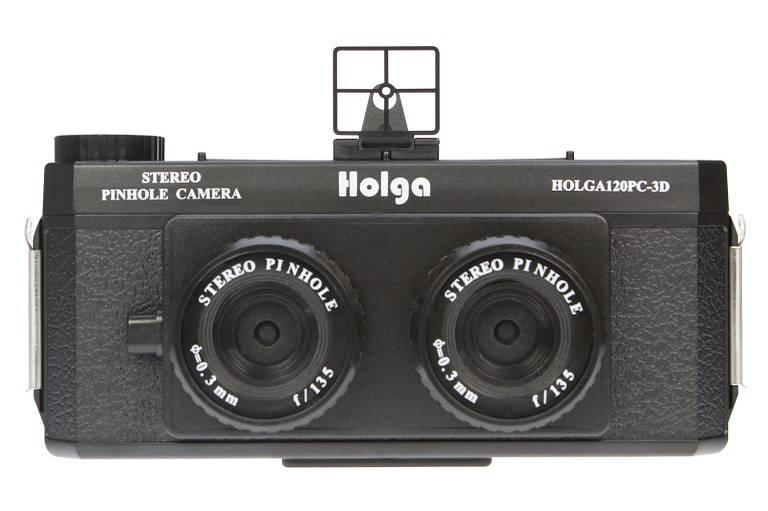Daily Picks from the Sales Section: Holga 120 Stereo Pinhole Camera