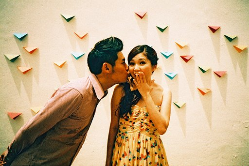 Emotional Spectrum in Pictures: Kilig