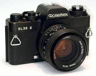 The Wonderful SLR: A Rolleiflex SL35e Review