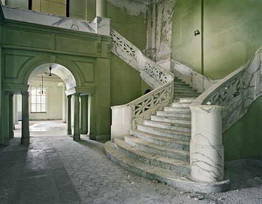 Inside the Closed World of State Mental Hospitals