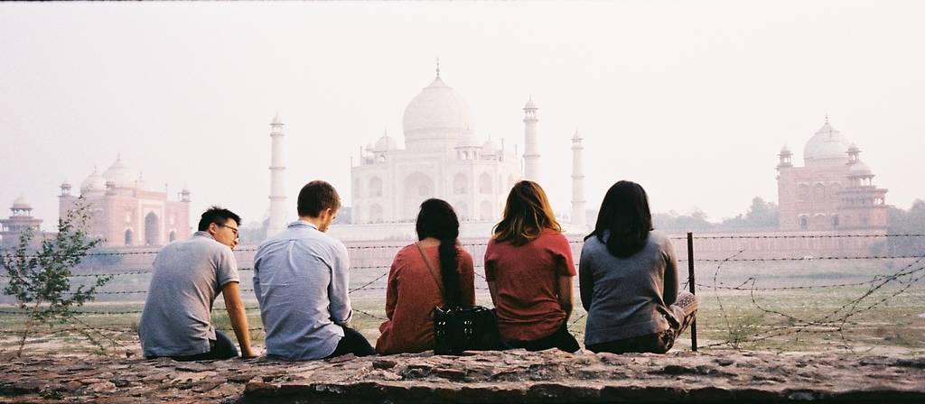 Travel Stories: Discovering India by pinklert