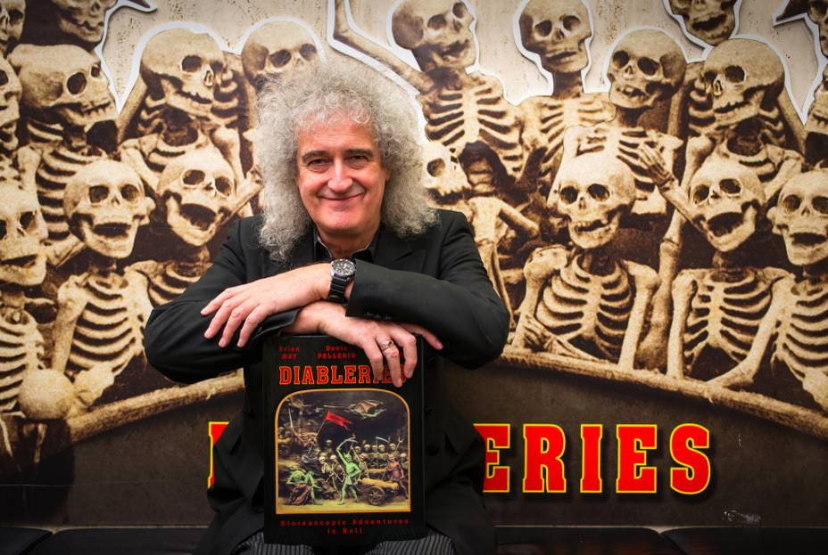 Lomography X Brian May - A Stereoscopic Adventures in Hell Competition